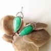 earrings-chrysoprase